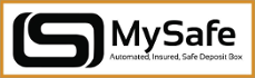 MySafe automated insured safe deposit box